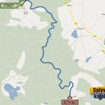 Osowo Leśne - Wda 19 km