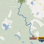 Młynki - Wdecki Młyn 12 km