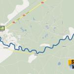 Czarna Woda  - Czarne 16 km